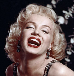 Marilyn. Natalie Daghestani1