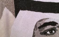 HH Sheikh Khalifa Abu Dhabi Natalie Daghestani Swarovski Art4