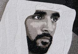 HH Sheikh Hamdan Dubai Natalie Daghestani Swarovski Art2
