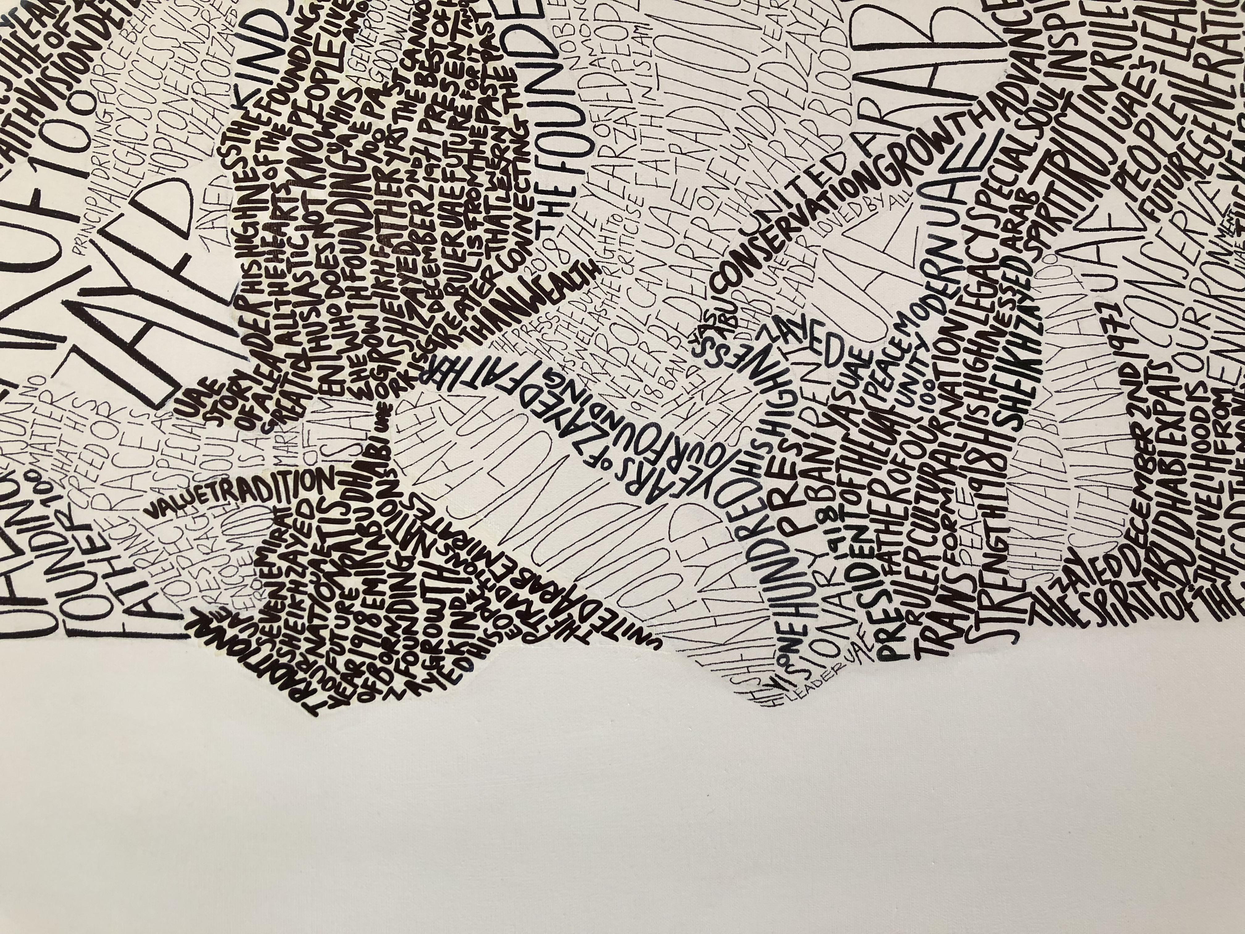 Story Of A Leader Natalie Daghestani Art Dubai Artist BSAB 3