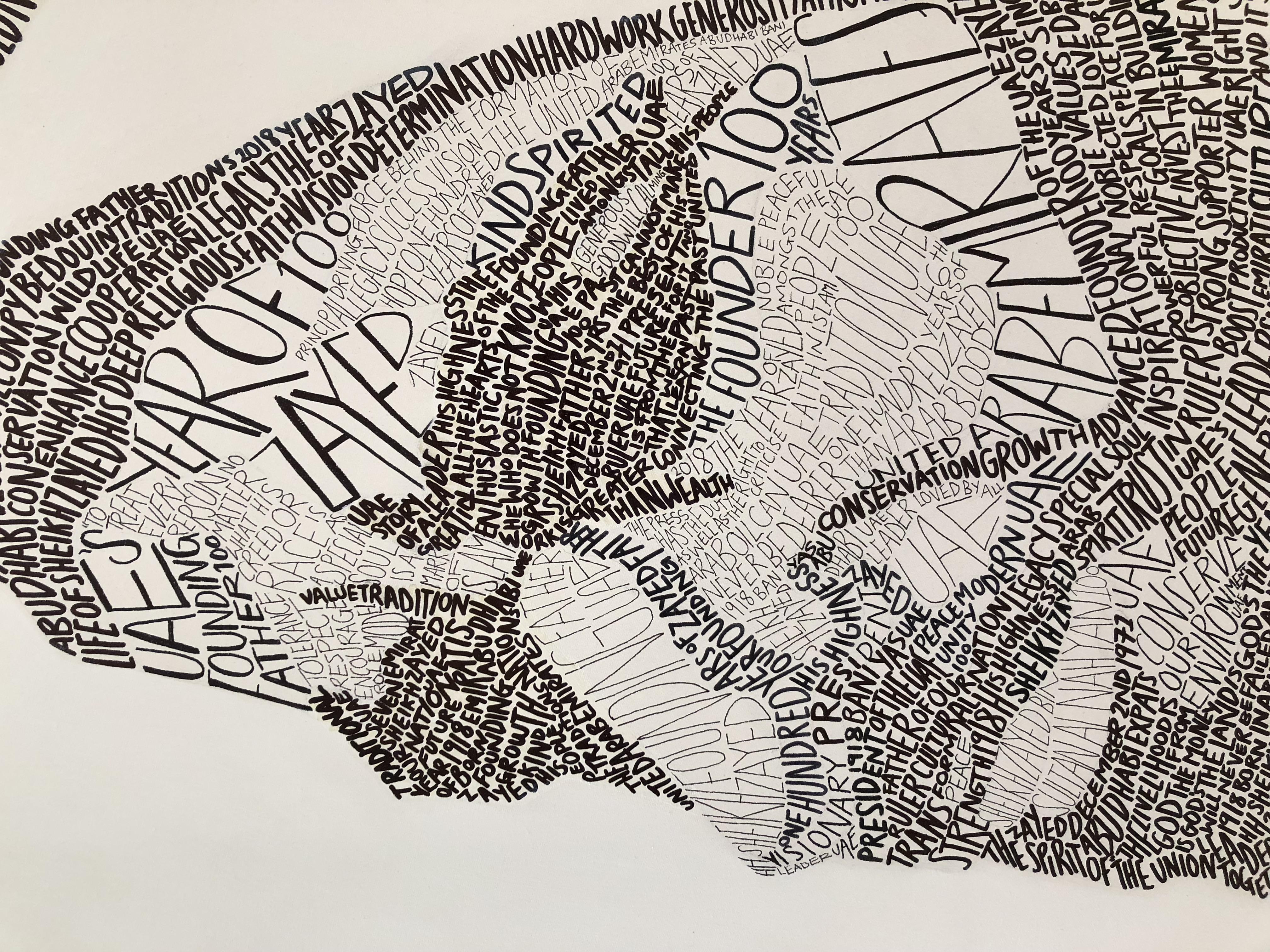 Story Of A Leader Natalie Daghestani Art Dubai Artist BSAB 6