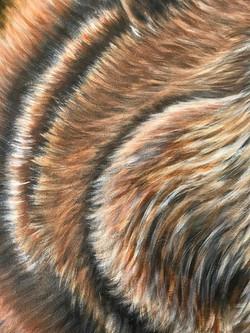 Teddy Grizzly Bear Natalie Daghestani Artist Art Dubai3
