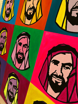 SHEIKH Z Natalie Daghestani Art Dubai Artist BSAB 3