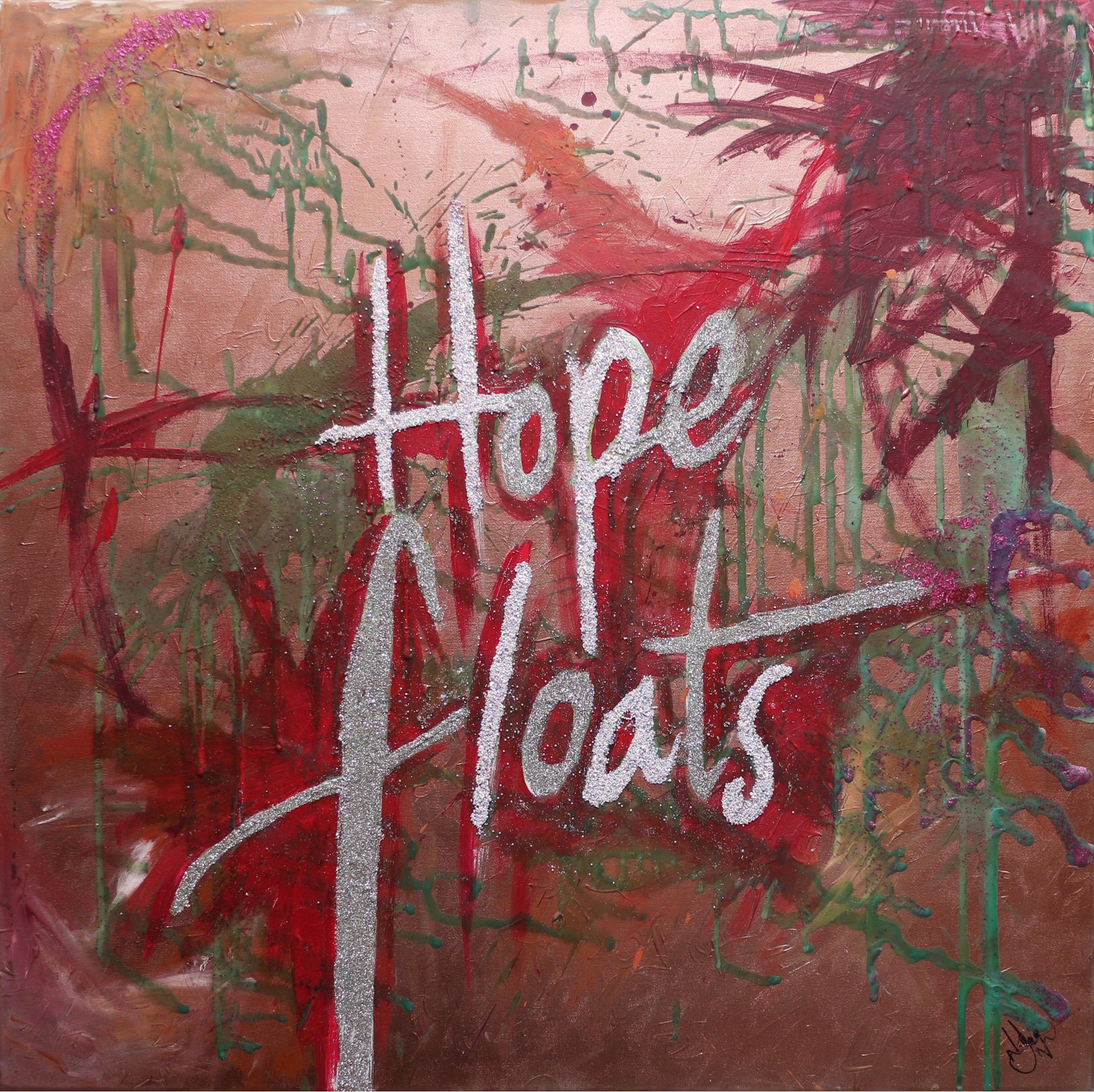 Hope Floats Natalie Daghestani Art Dubai