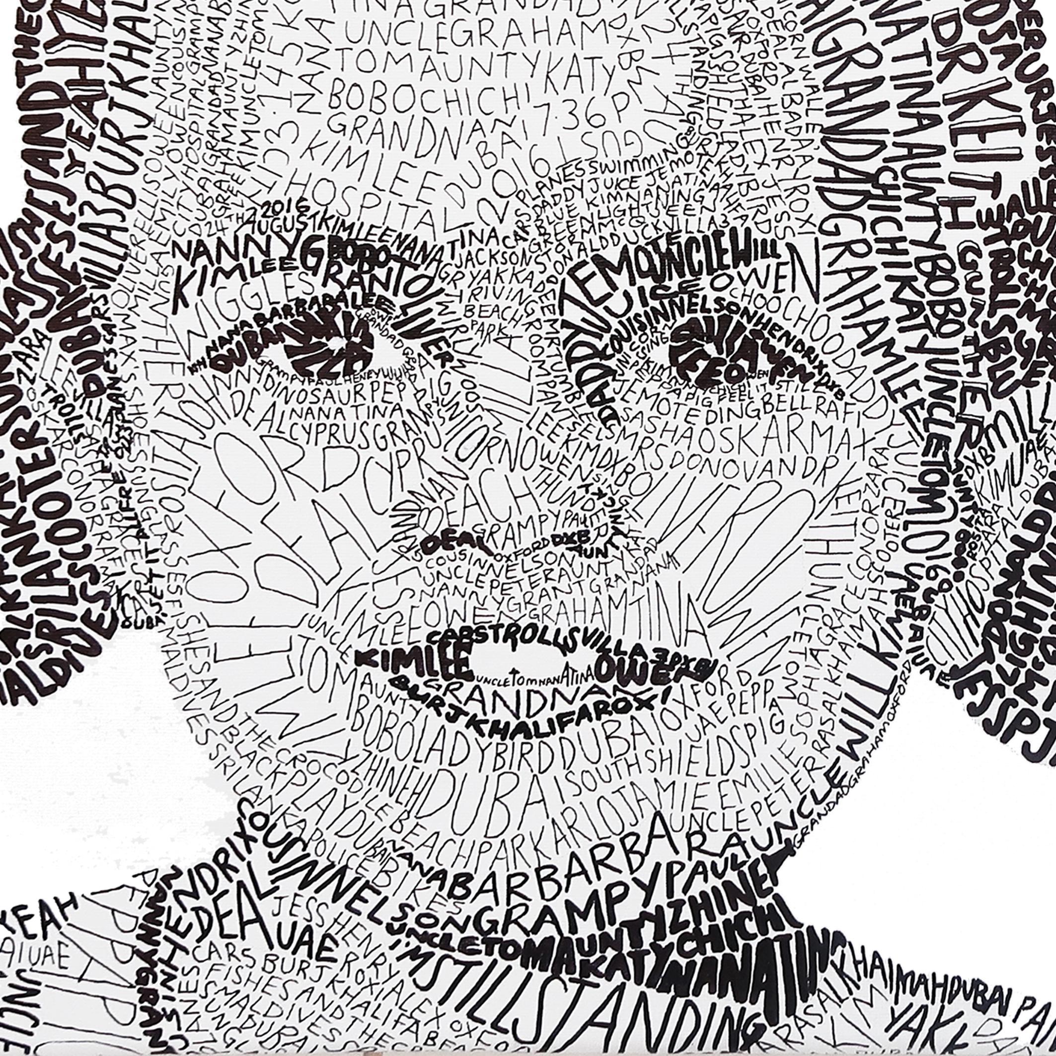 Natalie Daghestani Artist Dubai Art Art