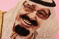 King Abdullah.