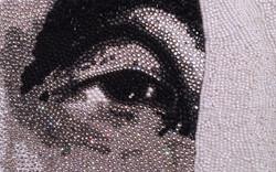 HH Sheikh Zayed Abu Dhabi Natalie Daghestani Swarovski Art5
