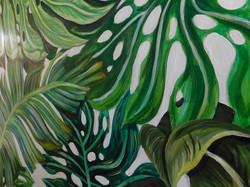 Illustrious Leaves Part 1 Natalie Daghestani Art Dubai BSAB8