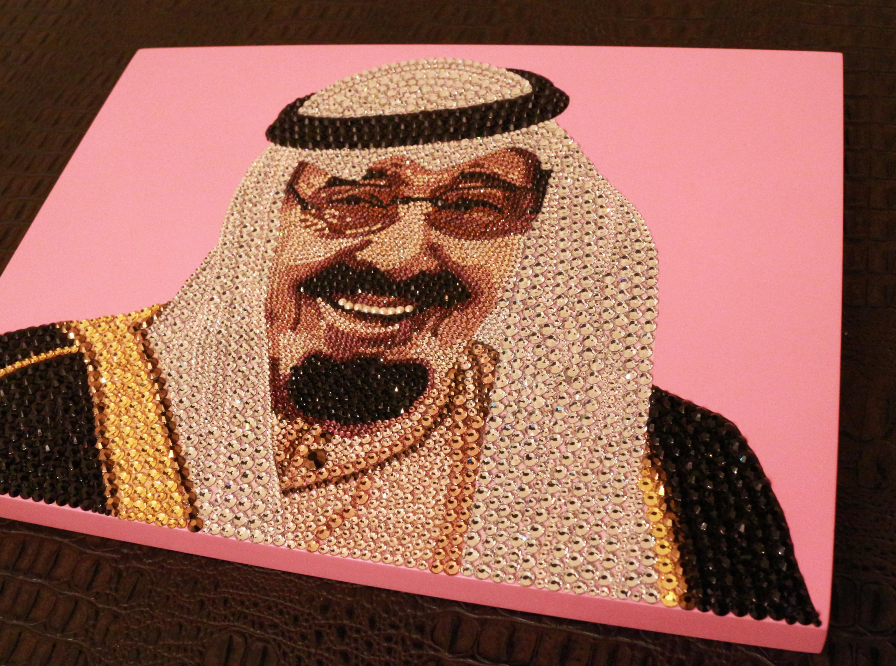 King Abdullah Natalie Daghestani6