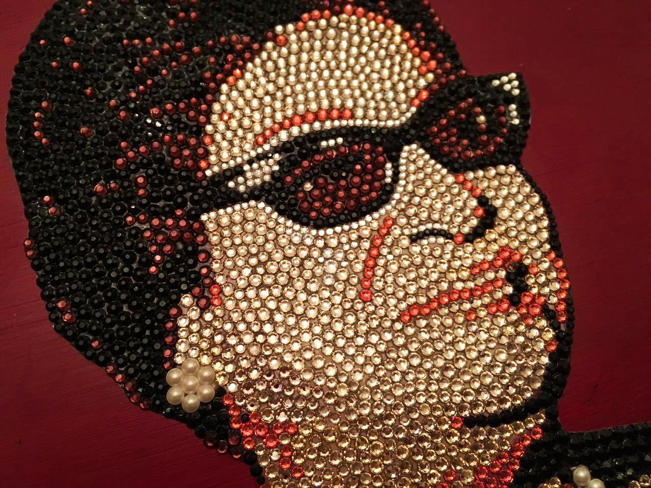 Umm Kulthum Art Natalie Daghestani6