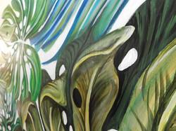 Illustrious Leaves Part 1 Natalie Daghestani Art Dubai BSAB6