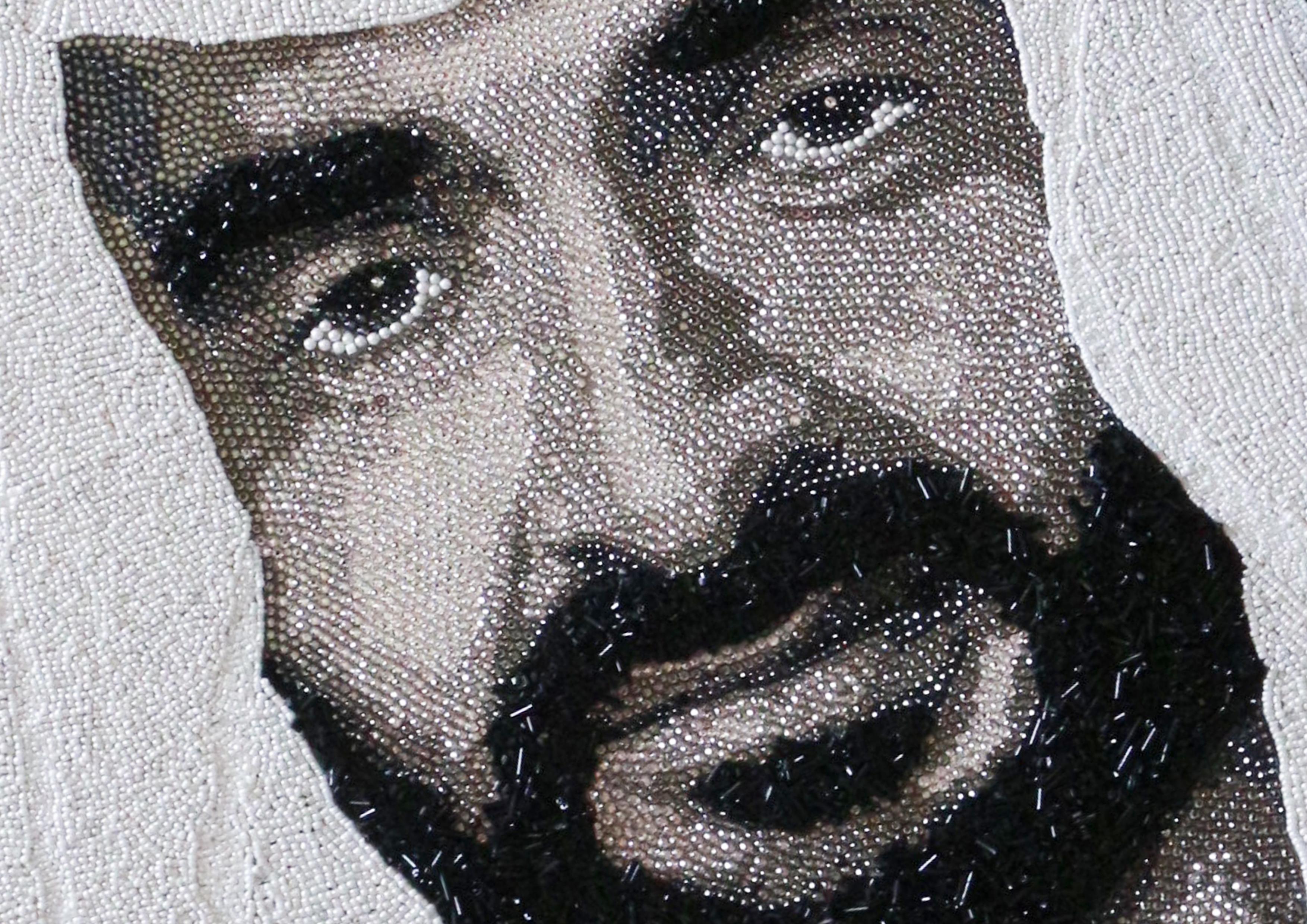 HH Sheikh Nahyan Abu Dhabi Natalie Daghestani Swarovski Art2