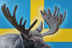 world cup artwork sweden elk natalie dag