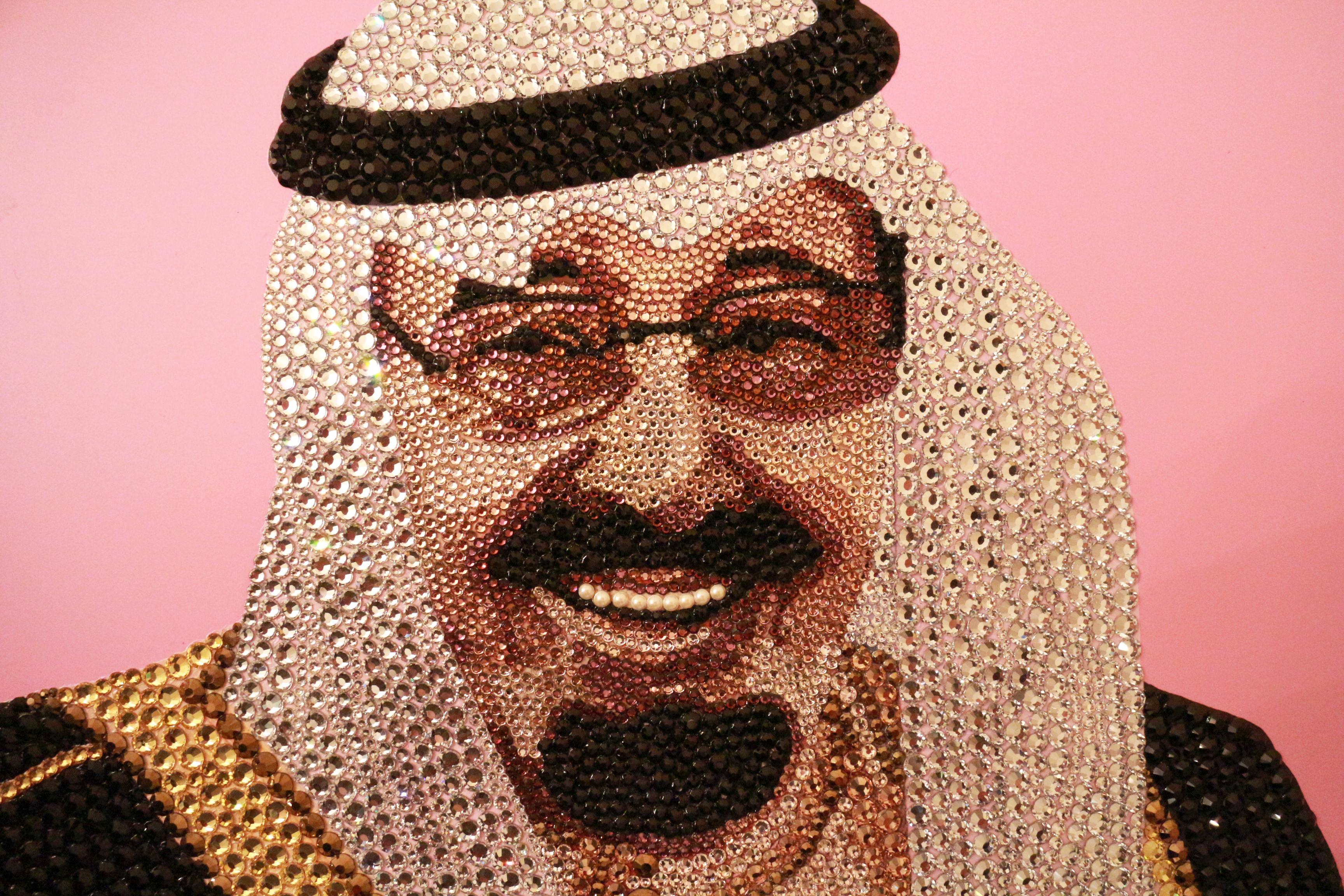 King Abdullah Natalie Daghestani5