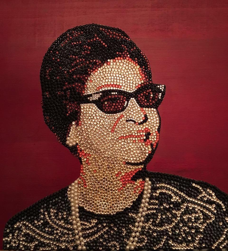 Umm Kulthum Art Natalie Daghestani2