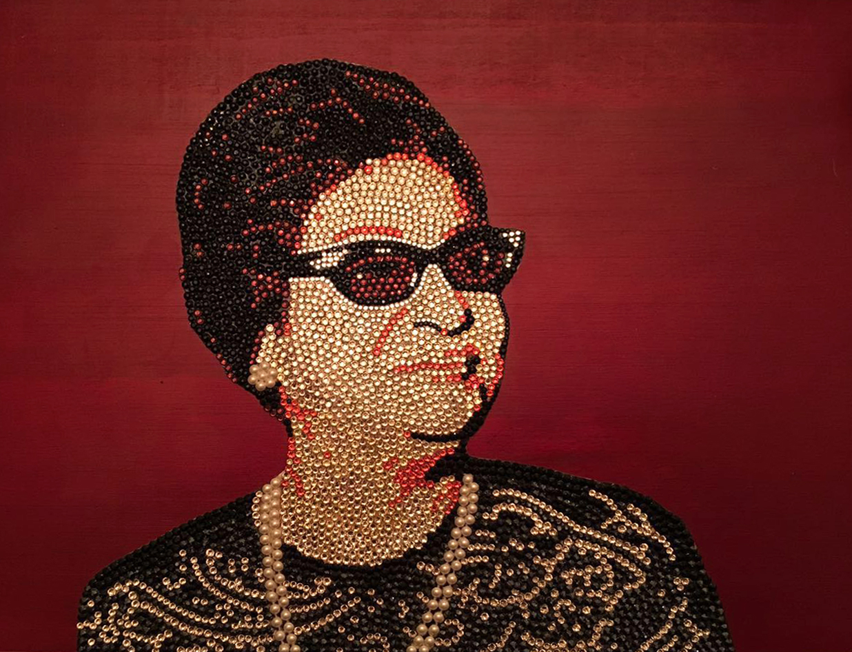 Umm Kulthum Art Natalie Daghestani3
