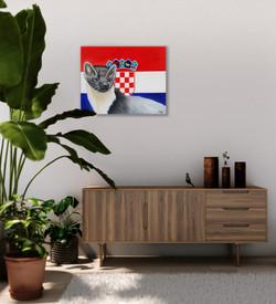 world cup artwork croatian marten natali