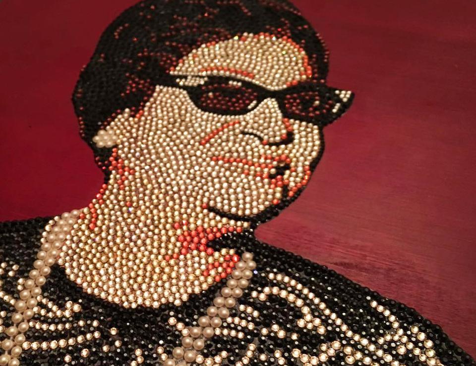 Umm Kulthum Art Natalie Daghestani5