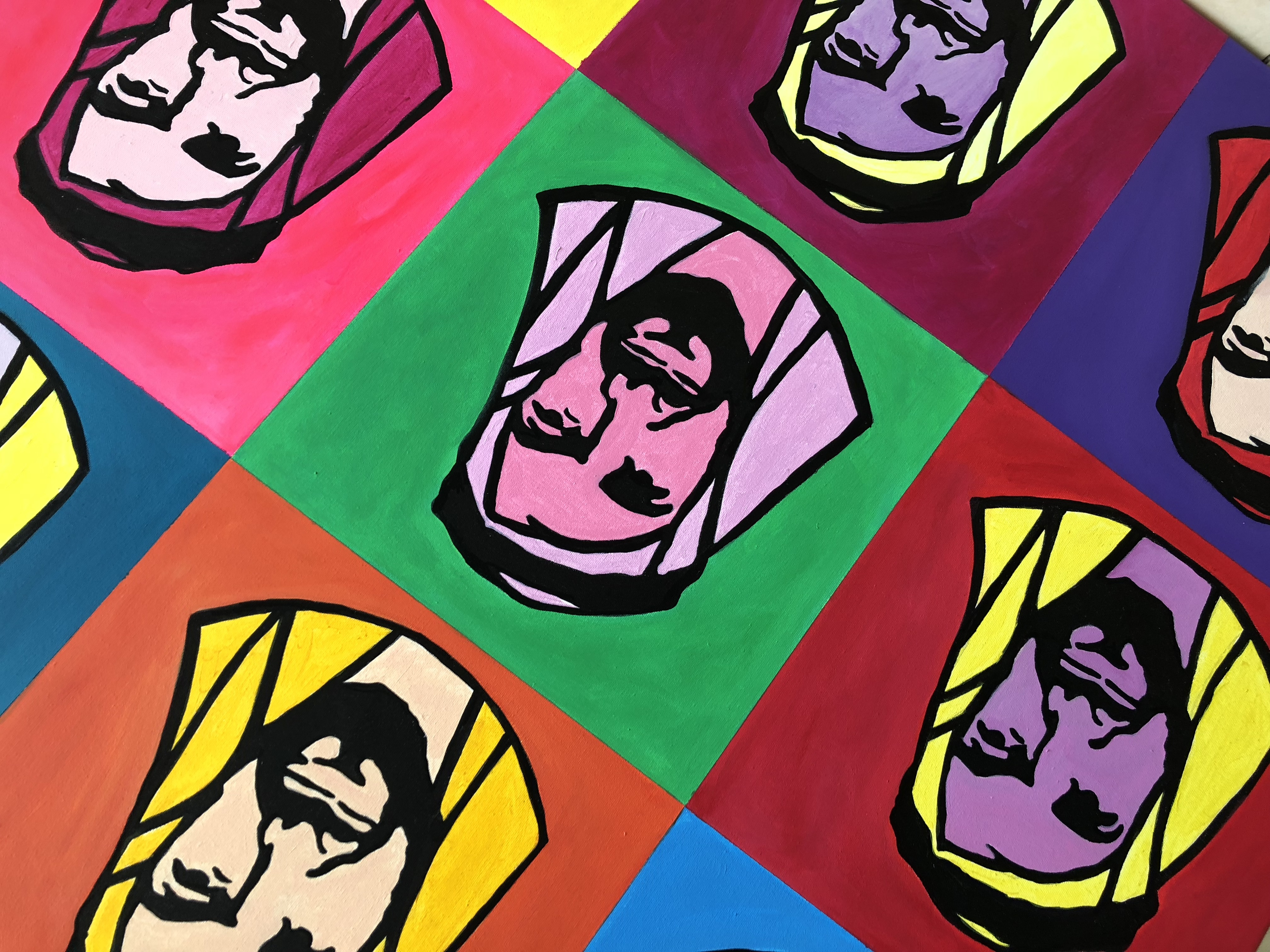 SHEIKH Z Natalie Daghestani Art Dubai Artist BSAB 6