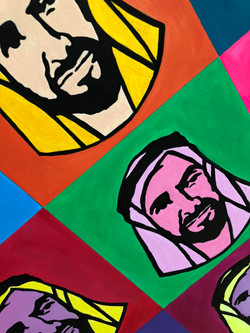 SHEIKH Z Natalie Daghestani Art Dubai Artist BSAB 4