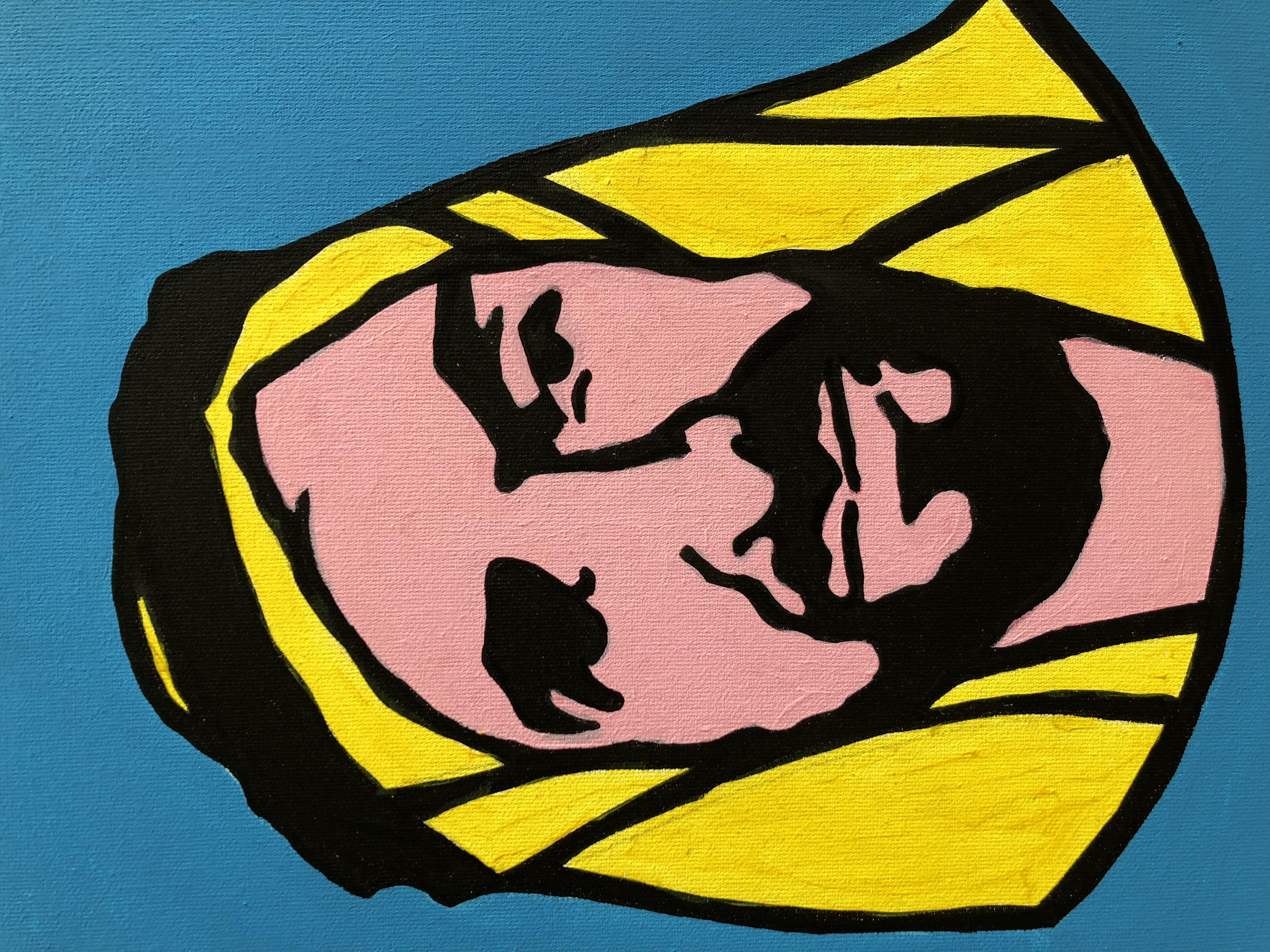 SHEIKH Z Natalie Daghestani Art Dubai Artist BSAB 5