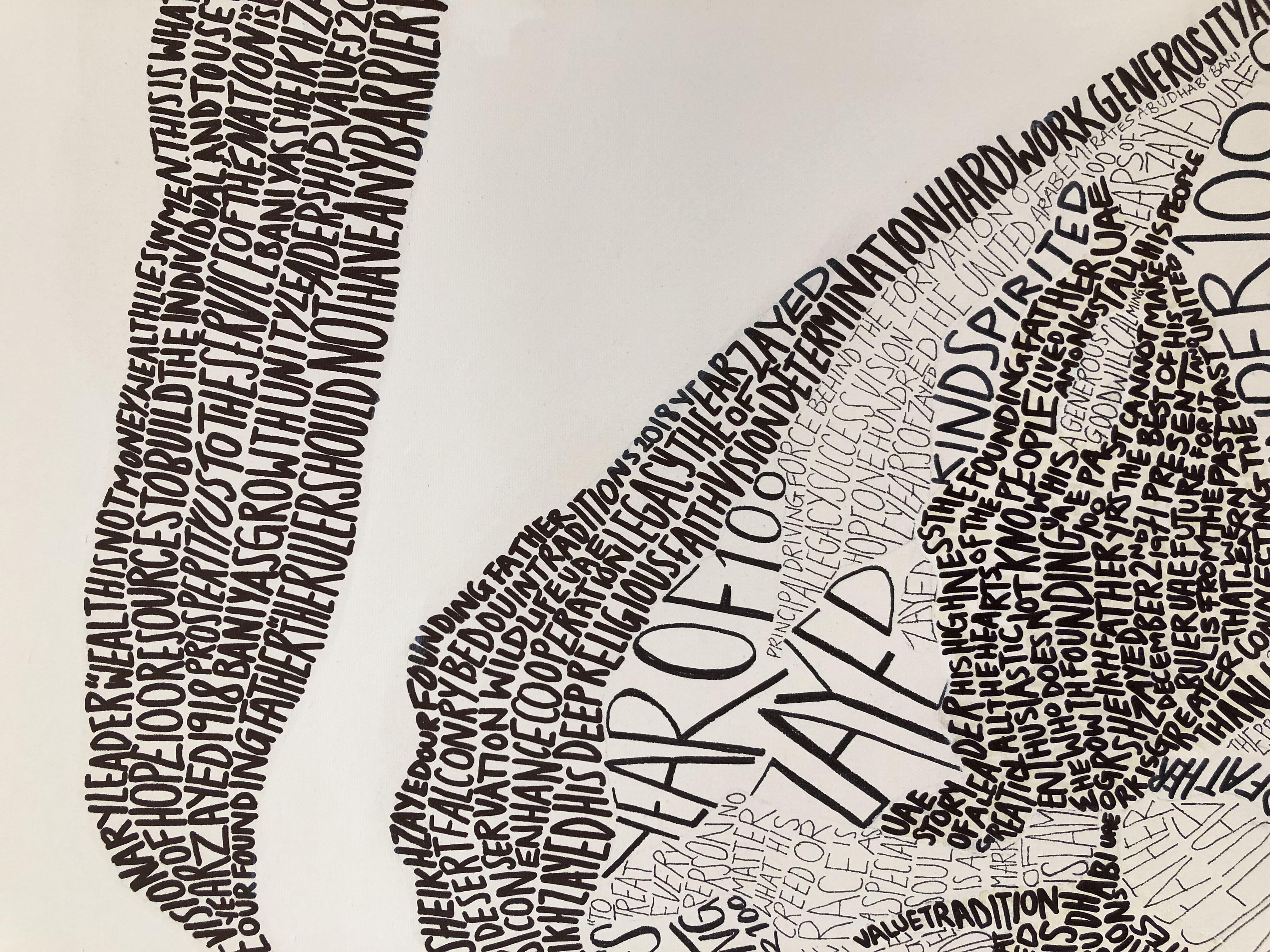 Story Of A Leader Natalie Daghestani Art Dubai Artist BSAB 4