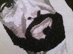 HH Sheikh Zayed Abu Dhabi Natalie Daghestani Swarovski Art8