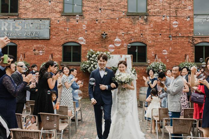 Lauren & Joel Wedding