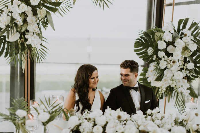 Alexandra + Daniel Wedding