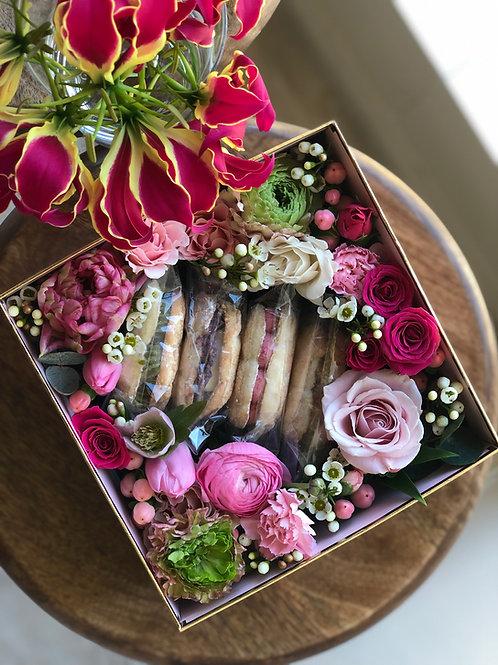 Surprise Flower Box (Customizable)