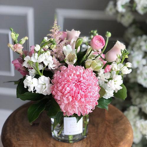 Pink & White Arrangement #3