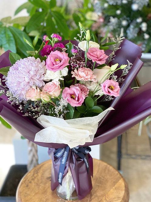 Pink & Purple Bouquet #3