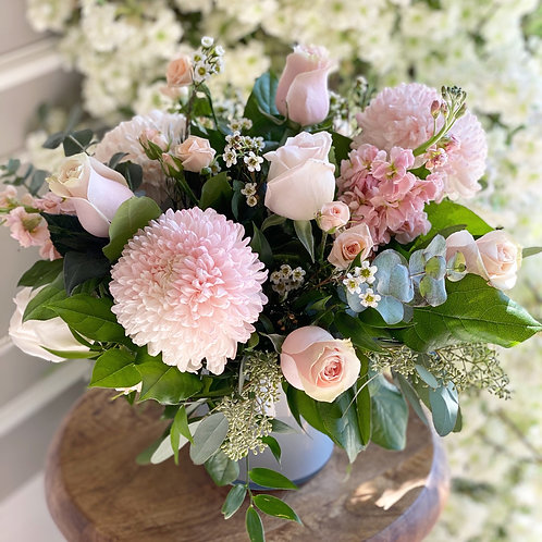 Soft Pink Arrangement