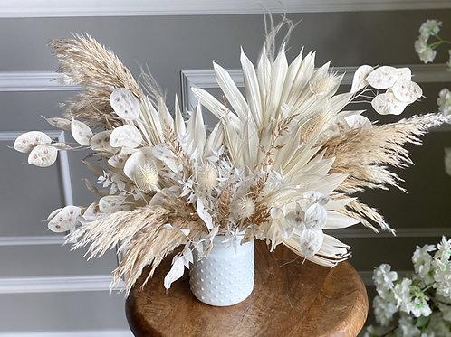 Natural Dried Flowers Arrangement