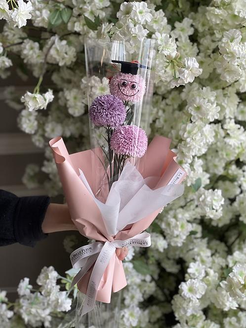 For Your Graduation 🎓🎓 (Soap Flowers)