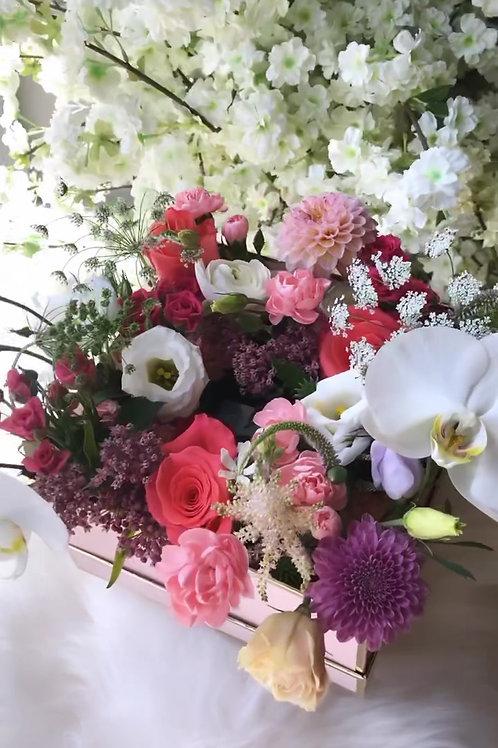 Flower Money Box (Special Box)