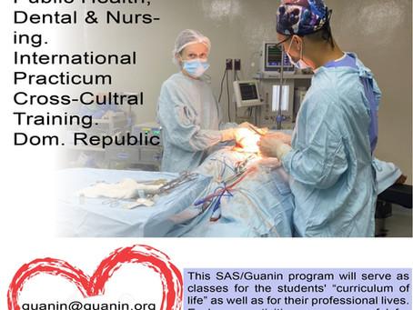 Guanin/SAS International Practicum Cross-Cultural Training