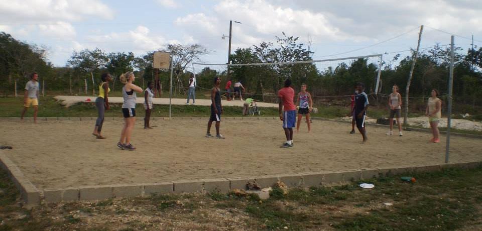 Summer Volunteers activities