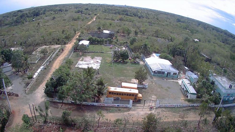 Centro Comunal la Piedra, Dominican Republic