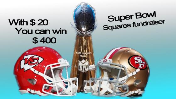 Guanin Super Bowl Squares Fundraiser