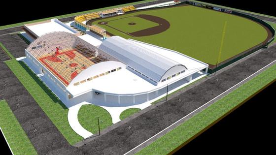 Community la Piedra, Sports Center