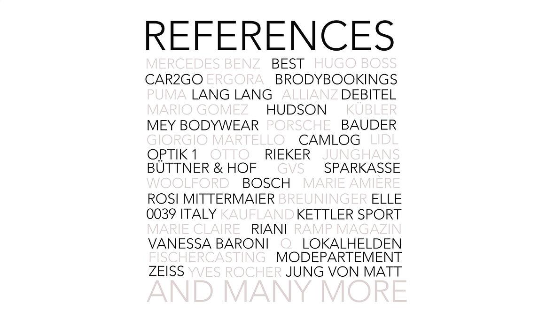 Silke Koch Referenzen