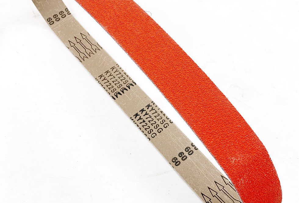 Belt RED DOG P60 1250 * 50