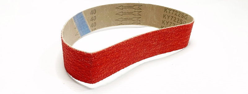 Belt RED DOG P40 610 * 50