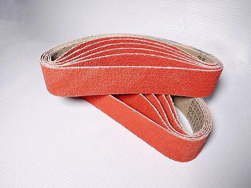 "Set of belts ""P36 610 RED DOG"""