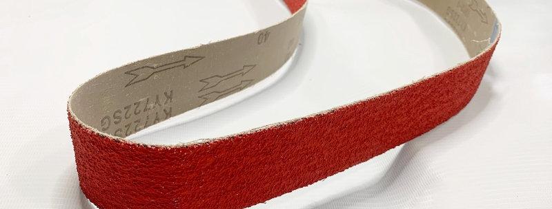 Belt RED DOG P40 1250 * 50