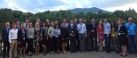 GNC 2016 - Participants at Bern Town Hall