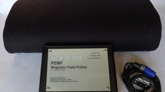 PEMF - Ultra (connects to Ultra)-Magnetic Pulse Therapy