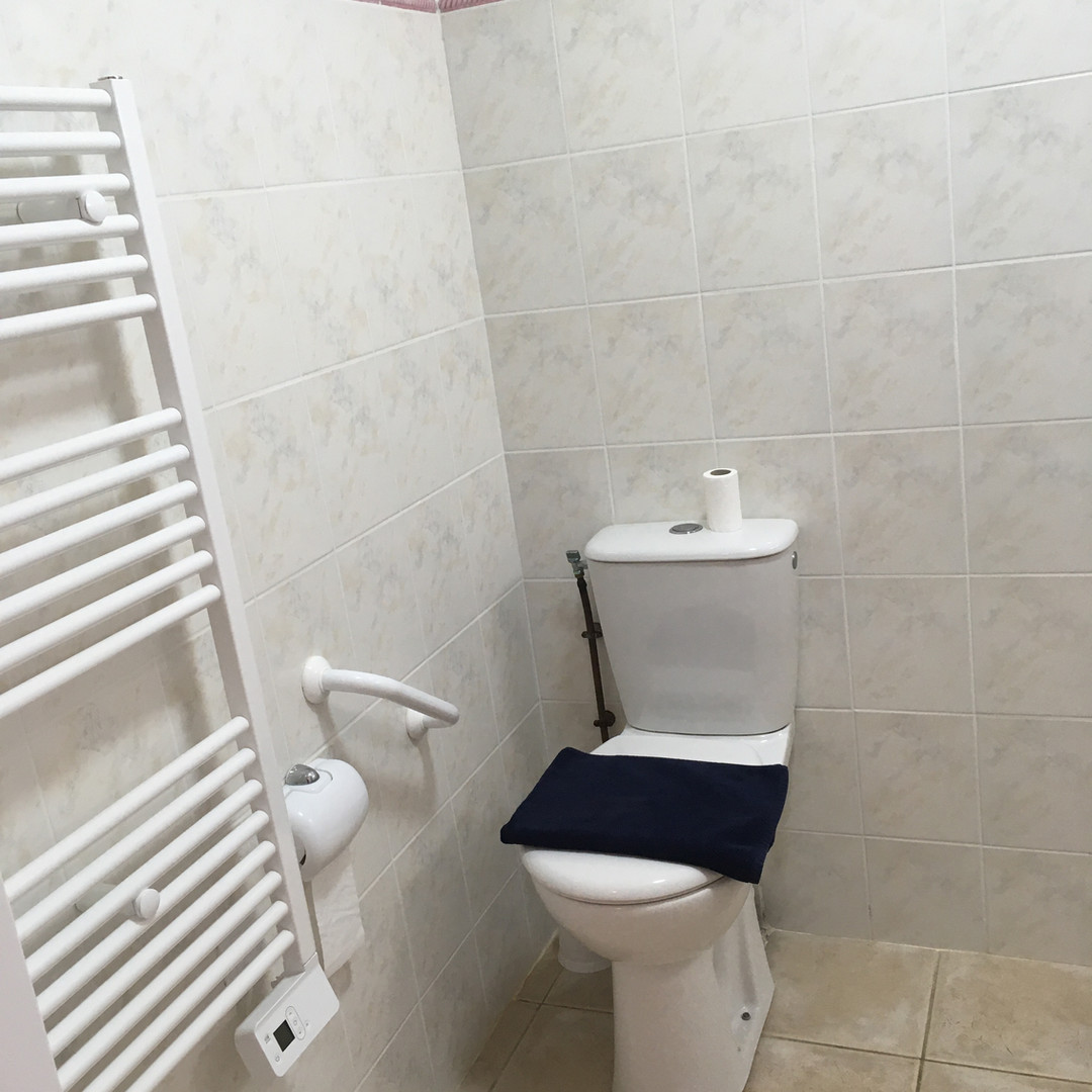 Chambre PMR WC