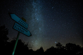 Astronomie : Les Nuits étoilées dans le triangle noir du Quercy
